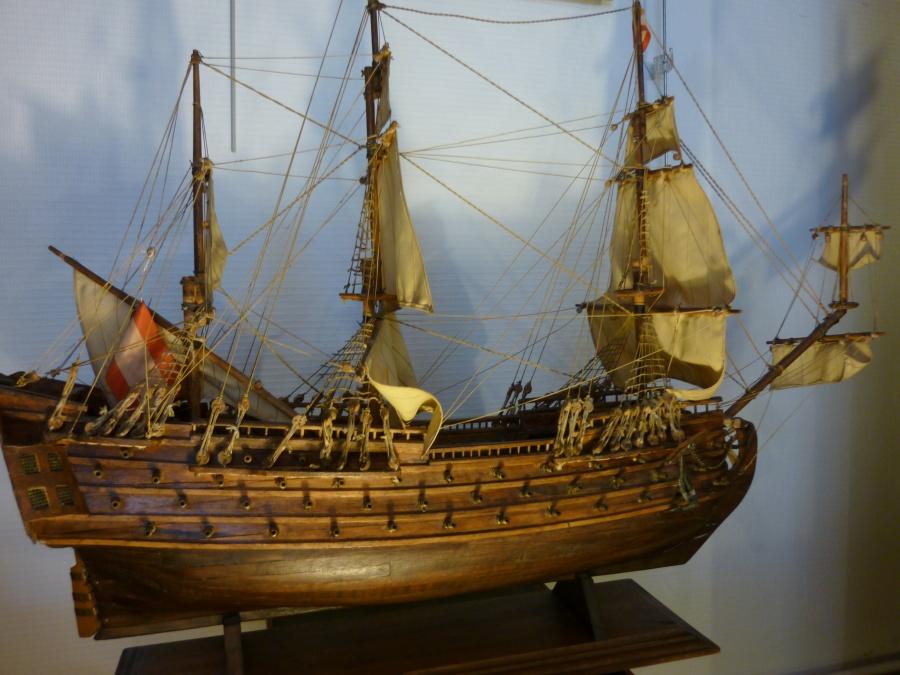bateau galion
