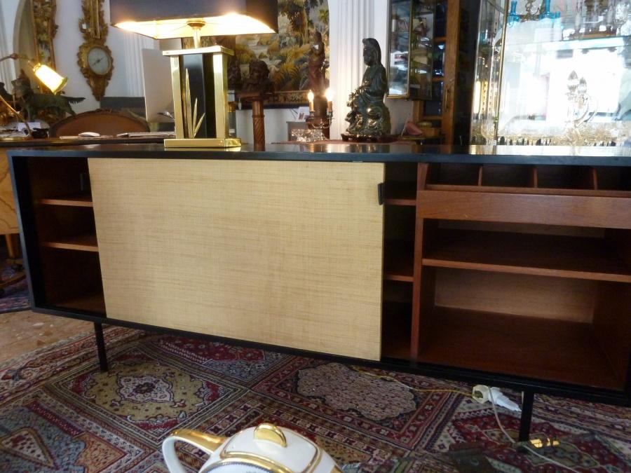 enfilade mod le 116 florence knoll la licorne antiquit. Black Bedroom Furniture Sets. Home Design Ideas