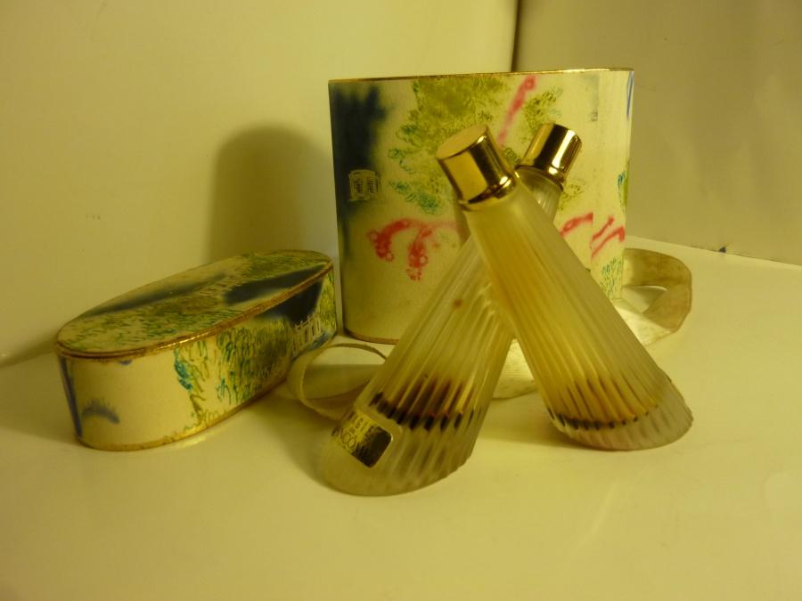 TrésorLa « Magie Et Licorne De Lancôme » Parfum Flacons Antiquité cjR4S35LqA