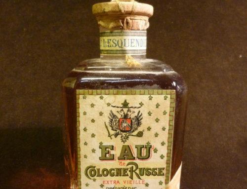Rare Eau De Cologne Russe J Lesquendieu parfum